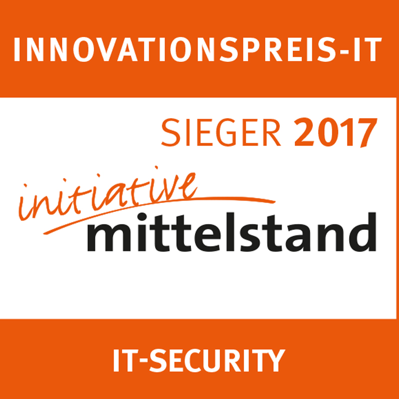 Innovationspreis IT - Initiative Mittelstand 2017