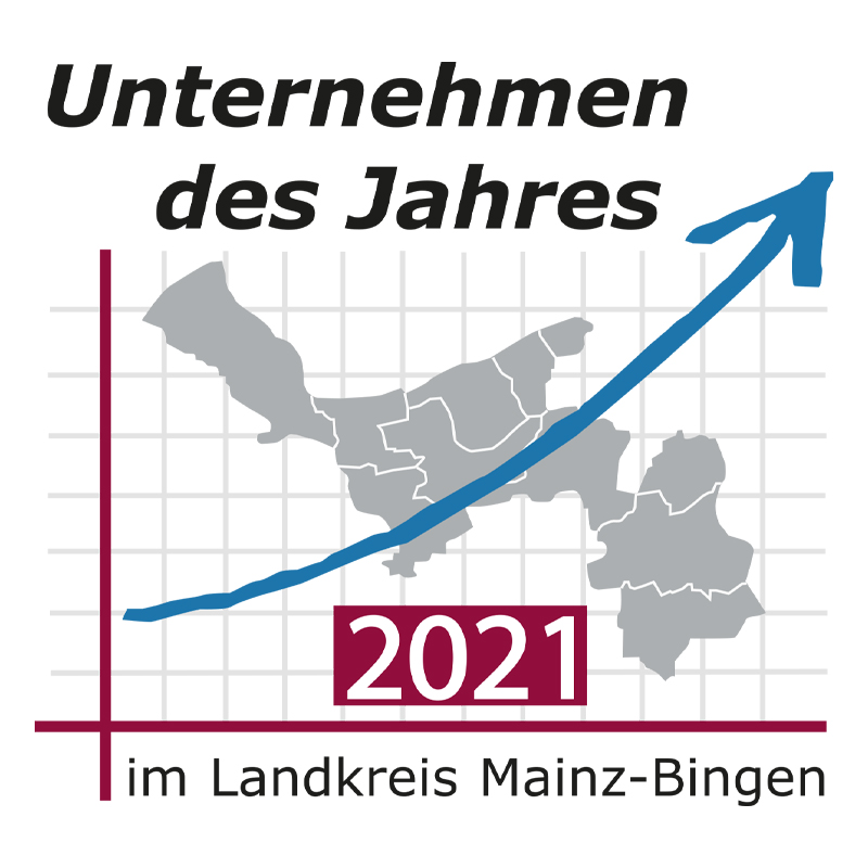 Company of the Year 2021 - County of Mainz-Bingen